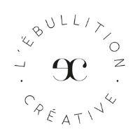 Logo L'Ebullition Créative - Label NR