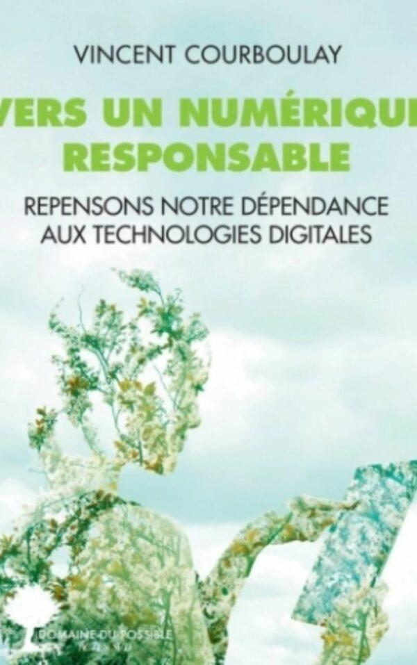 Couverture livre vers un numérique responsable - Label NR