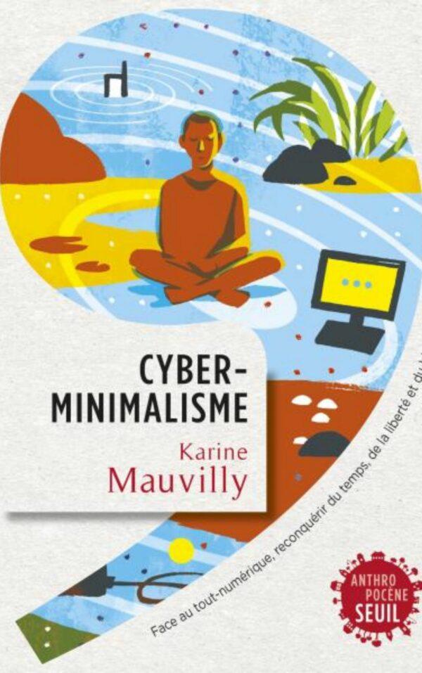 Couverture livre Cyber-minimalisme - Label NR