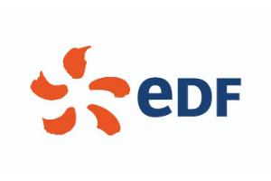 Logo EDF - Label NR
