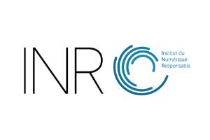 Logo INR - Institut du Numérique Responsable - Label NR