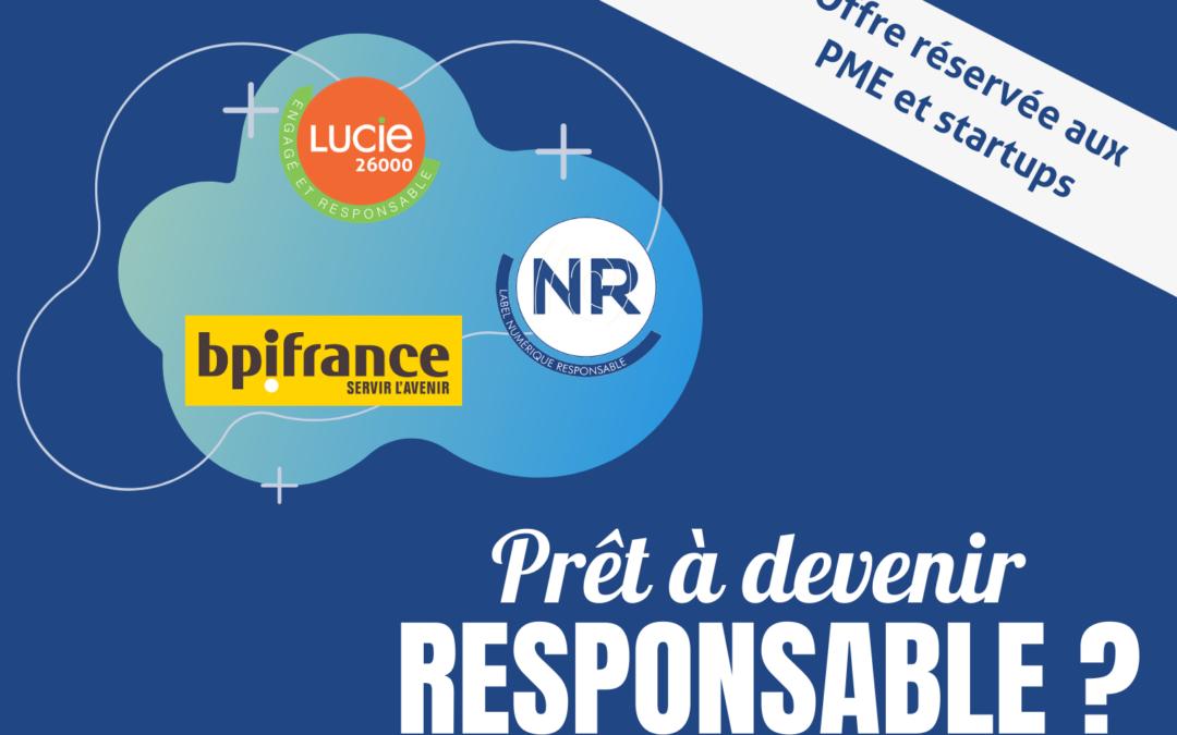 Ferez-vous partie des 10 PME accompagnées sur la RSE et Numérique Responsable ?